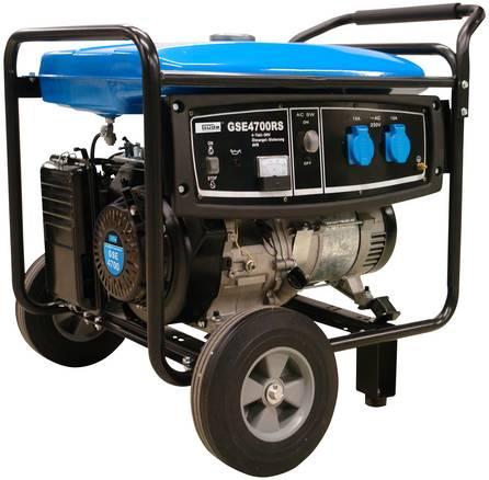GÜDE Stromerzeuger GSE 3700 RS Generator Stromaggregat Notstrom Benzin Agregat