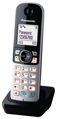 Panasonic Telefon-Mobilteil KX-TGA681EXB (Schwarz)