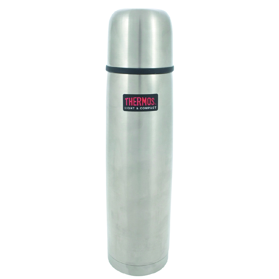 Woll THERMOS Isolierflasche Light