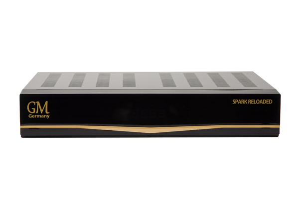 Cynextra Germany Golden Media Full HD Sat-Receiver Spark Reloaded (1 x DVB S2)